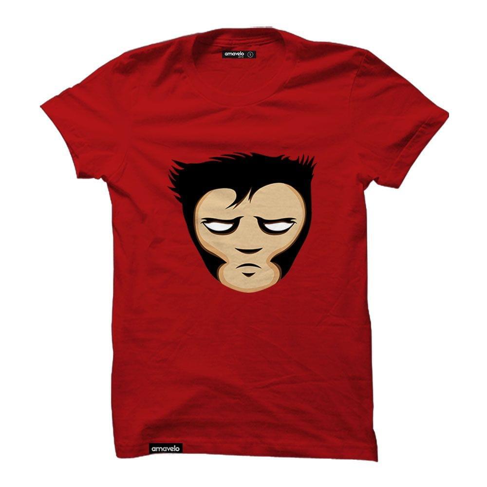 Logan Round Neck T-Shirt