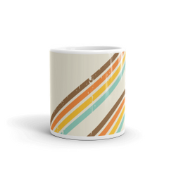 Retro Coffee Mug