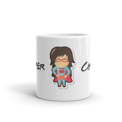 Super Chick Coffee Mug
