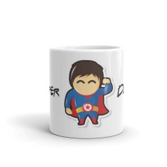 Super Dude Coffee Mug