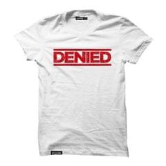 Denied Round Neck T-Shirt