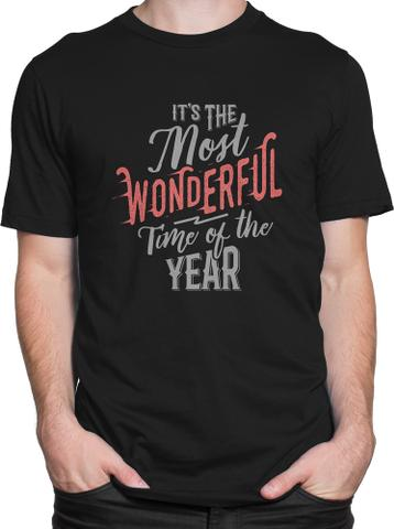It's The Wonderful Time T-Shirt