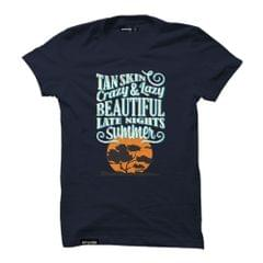 Summer Round Neck T-Shirt