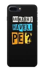 Aao Kabhi Haveli Pe Premium Printed IPhone 7 Plus Case