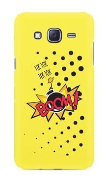Boom Premium Printed Samsung Galaxy J5 Case
