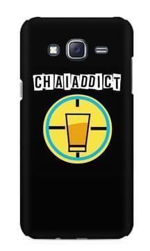Chai Addict Premium Printed Samsung Galaxy J5 Case