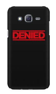 Denied Premium Printed Samsung Galaxy J5 Case