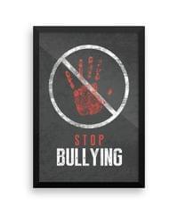 Stop Bullying Wall Poster