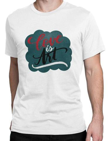 Love Is Art T-Shirt