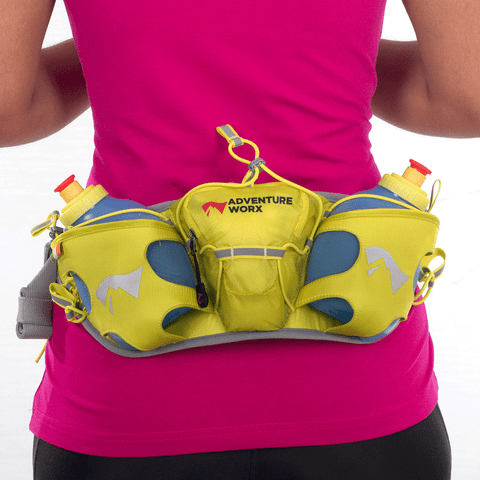 Hydra Light Run Waist Pouch/Running hydration belt
