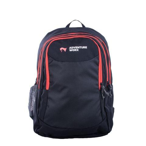 Shine daypack with Aeractiv back system 35L