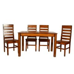Woodway 4 Seater Dining Table in Solid Teak