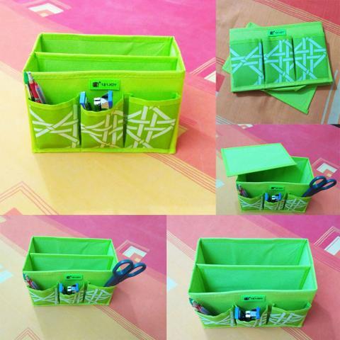 Folding Multifunctional Make Up Cosmetic Storage Box