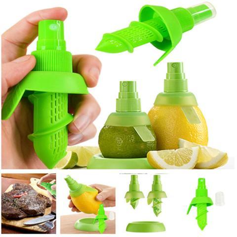 3pc set orange Gadgets Lemon Sprayer
