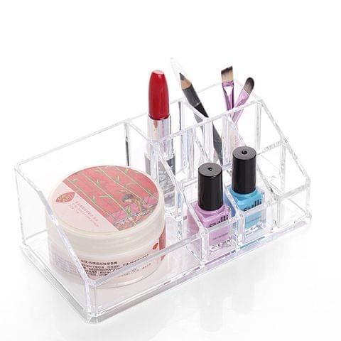 Clear Acrylic Cosmetic Organizer M6208
