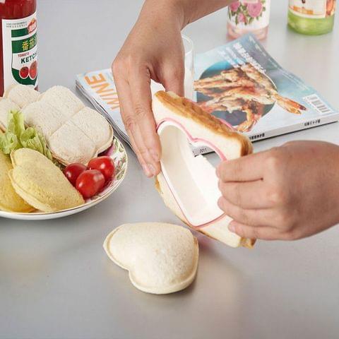 Heart Shape Bread Sandwich Mould