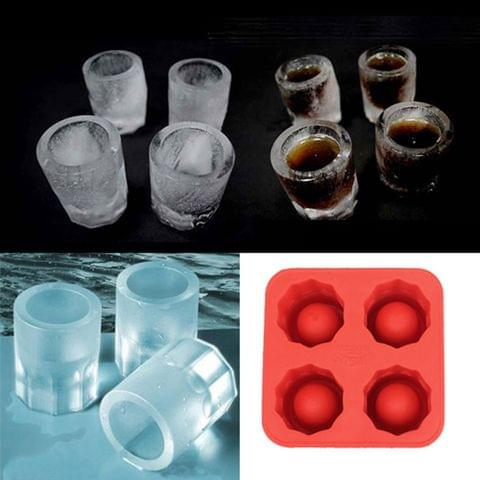 Ice Shot Party Glass Mould