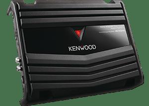 KENWOOD KAC-PS527 2 CHANNEL AMPLIFIER
