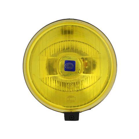 HELLA COMET 500 YELLOW LENS UNIVERSAL DRIVING FOG LAMP