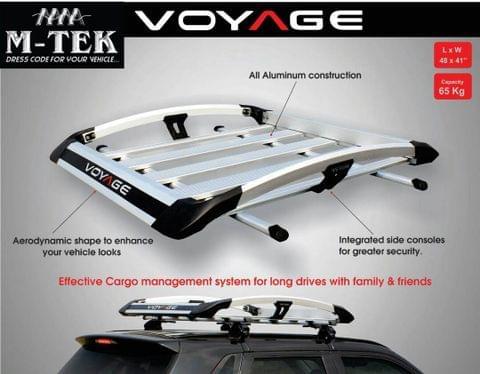 Mtek Voyage Roof Carrier