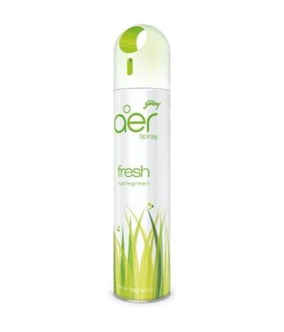Godrej aer Home Air Freshener Spray - Fresh Lush Green - 300 ml