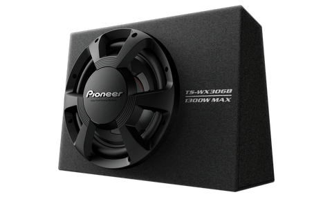 PIONEER TS-WX306B SUBWOOFER 12INCH BASS ENCLOSER