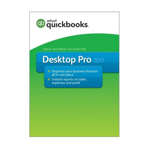 QuickBooks Pro 2017 – Additional User [Requires existing license]