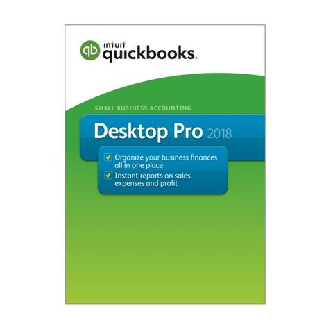QuickBooks Pro 2018 – Additional User [Requires existing license]