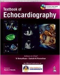 Textbook of Echocardiography 1st Edition 2018 By V Amuthan, Satish K Parashar