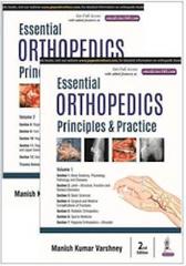 Essential Orthopedics Principles & Practice 2nd edition 2018 by Manish Kumar Varshney