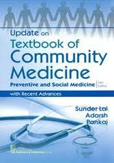 Textbook of  Community Medicine 5th Edition 2018 By Sunder Lal