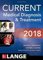 Current Medical Diagnosis & Treatment 2018 by Maxine, Papadakis & Stephen J. McPhee