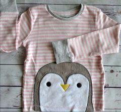 Little Penguin Full Sleeves Tee