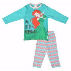The Little Mermaid Girls Night Set