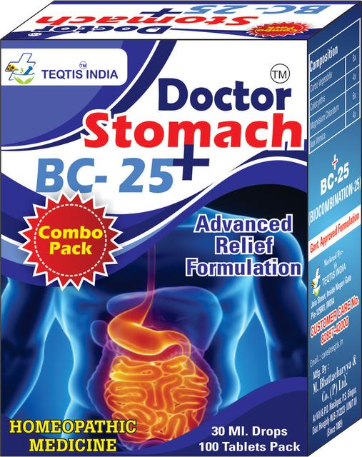 Doctor Stomach + BC 25