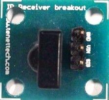 TSOP Breakout board
