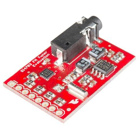 SparkFun FM Tuner Evaluation Board - Si4703