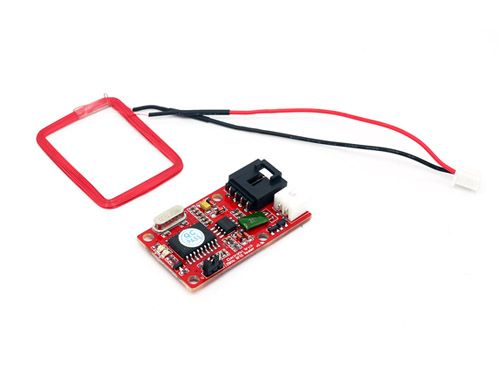 Electronic brick - 125Khz RFID Card Reader