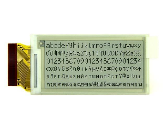 2.0 e-Paper Panel