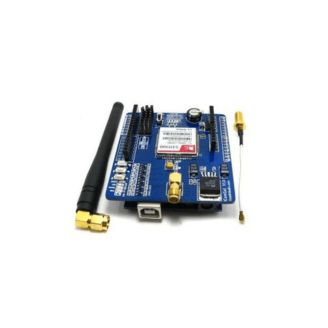 IComSat GSM / GPRS SIM900 Module Expansion Board Shield with Antenna For Arduino Mega