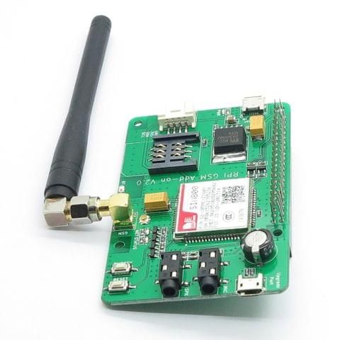 Raspberry PI SIM800 GSM GPRS Add-on V2.0 Module Shield For RPI