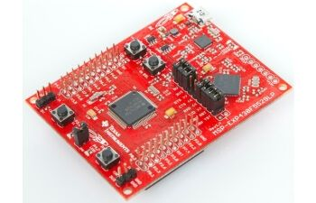 MSP430 F5529 launch pad