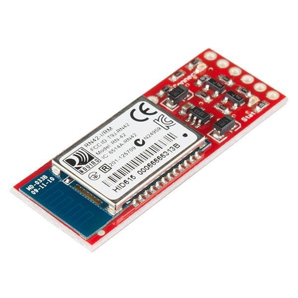 SparkFun Bluetooth Modem - BlueSMiRF Silver