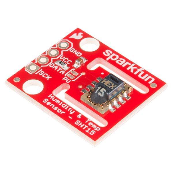 SparkFun Humidity and Temperature Sensor Breakout - SHT15