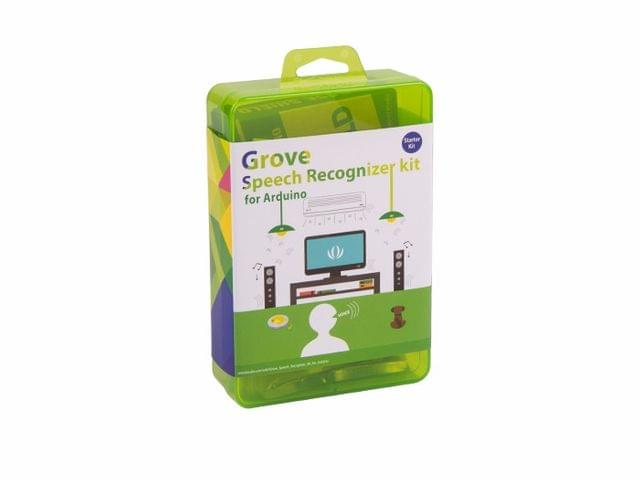 Grove Speech Recognizer kit for Arduino
