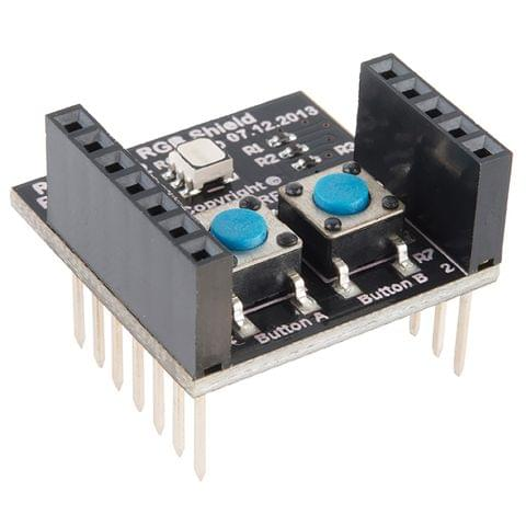 RFduino - RGB/Button Shield