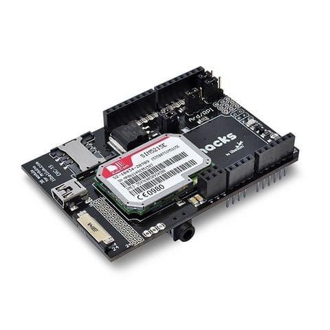 3G/GPRS shield for Arduino