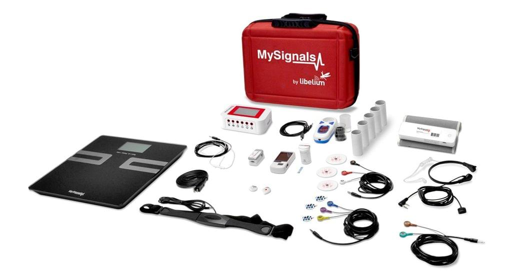 MySignals SW BLE Complete Kit (eHealth Medical Development Platform)