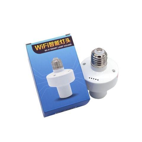 Sonoff Slampher: 433MHz RF&WiFi Smart Light Bulb Holder