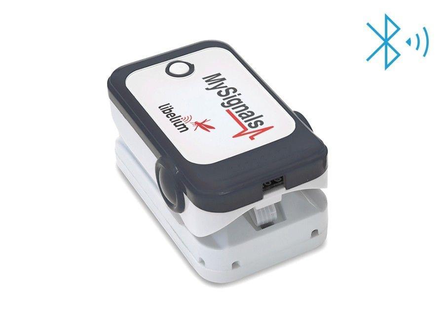 SPO2 Pulse Oxygen in Blood BLE Sensor PRO for MySignals (eHealth Medical Development Platform)